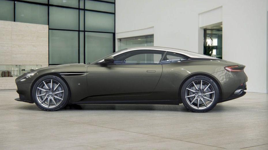 Aston Martin DB11 2019 Exterior 010
