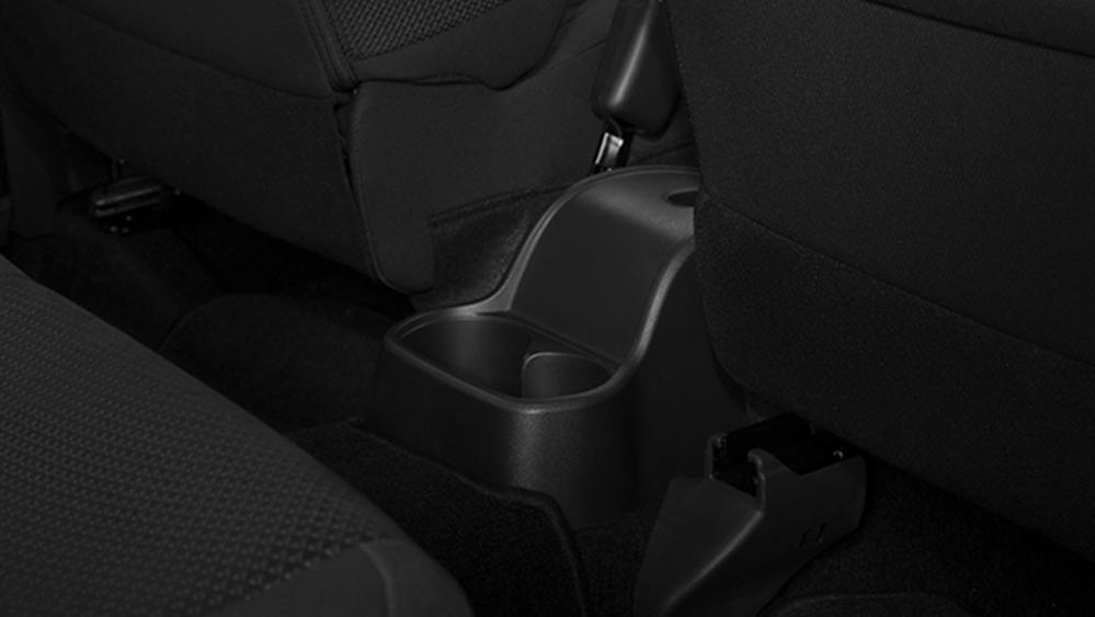 Daihatsu Sigra 2019 Interior 015