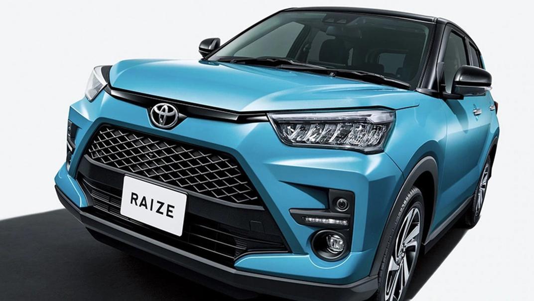2021 Toyota Raize Exterior 073
