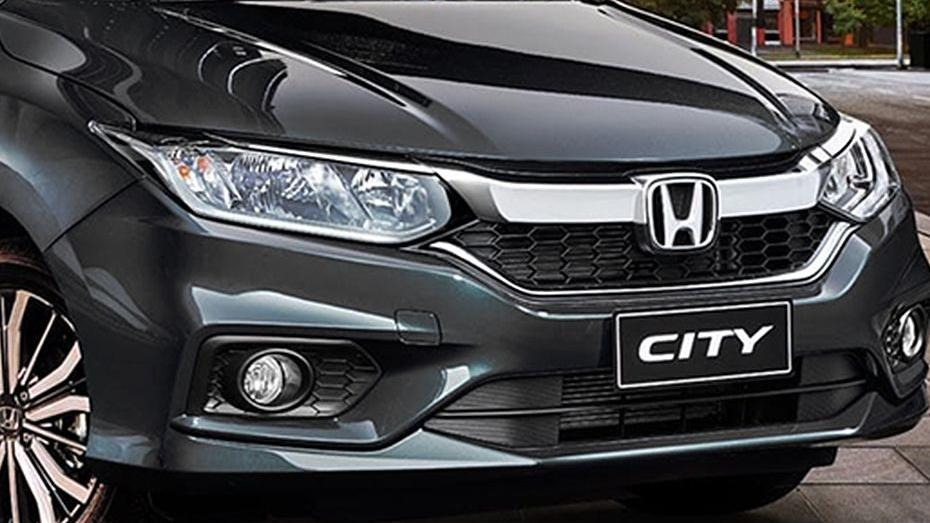 Honda City 2019 Exterior 155