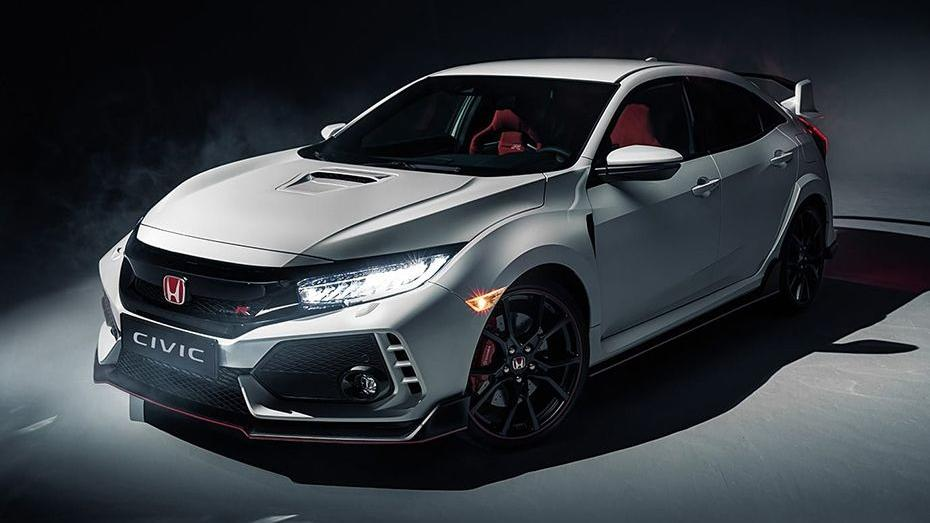 Honda Civic Type R 2019 Exterior 002