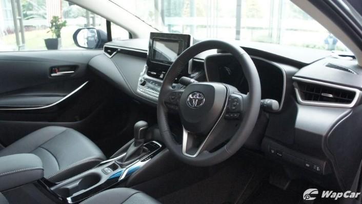 Toyota Corolla Altis 2019 Interior 005