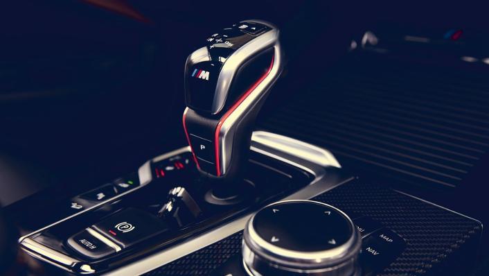 BMW X3 M Interior 002