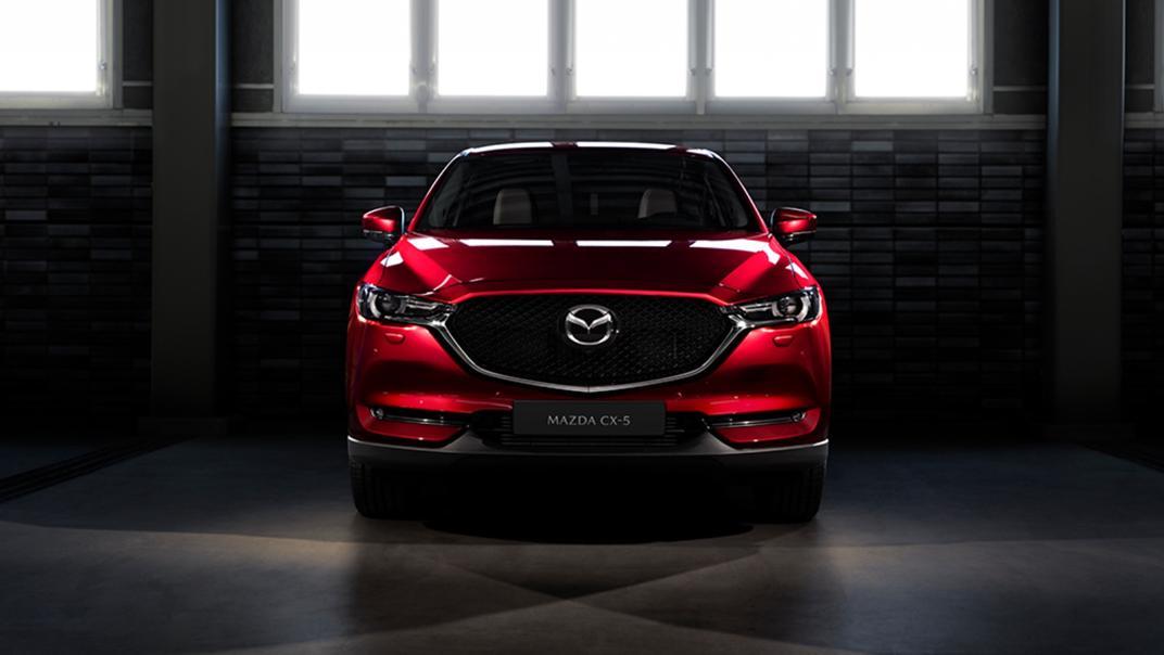 2021 Mazda CX 5 GT Exterior 001