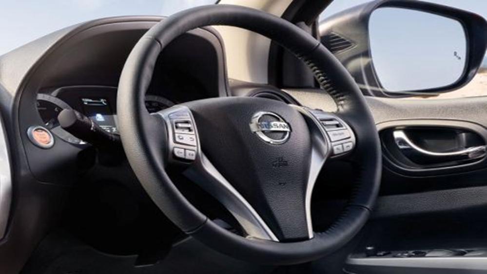 Nissan Terra 2019 Interior 002