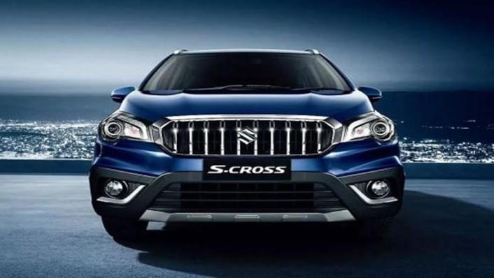 Suzuki SX4 S-Cross 2019 Exterior 002