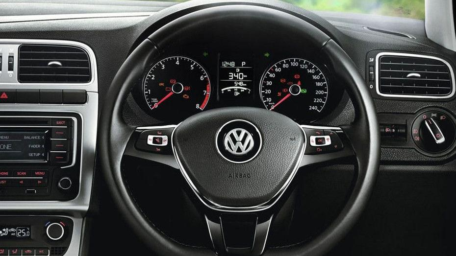 Volkswagen Polo 2019 Interior 002
