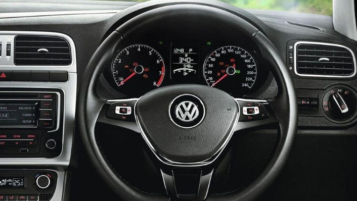 Volkswagen Polo 2019 Interior 002