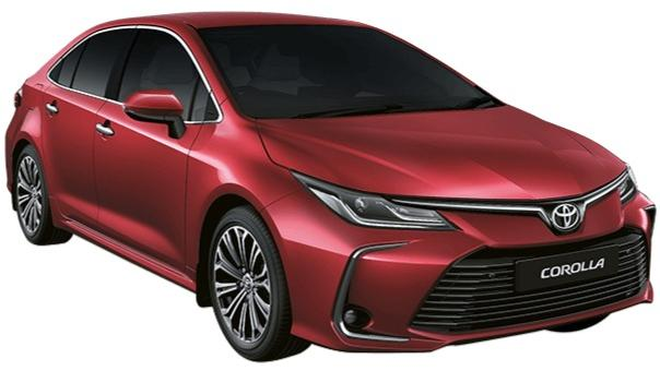 Toyota Corolla Altis 2019 Others 021