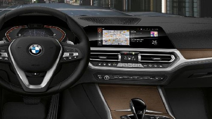 BMW 3 Series Sedan 2019 Interior 002