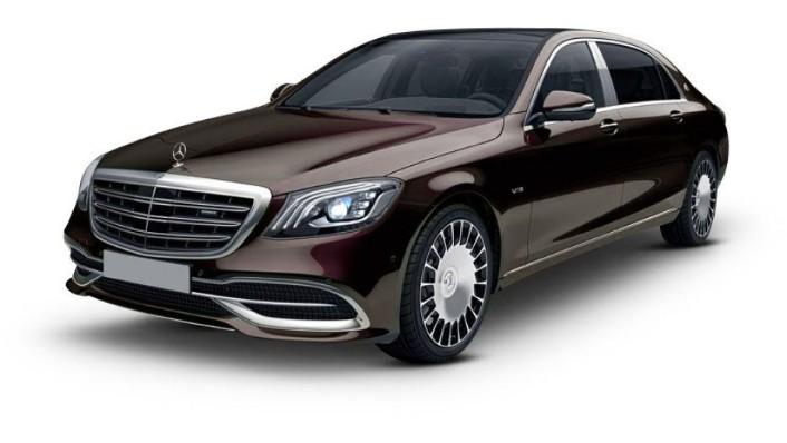 Mercedes-Benz S-Class 2019 Exterior 004