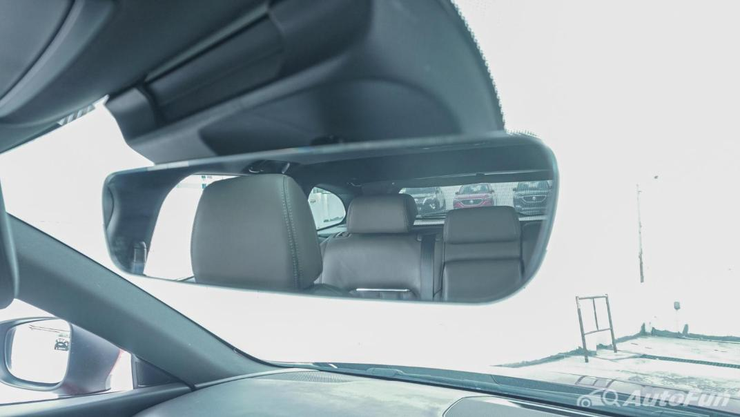 Mazda 6 Elite Estate Interior 062