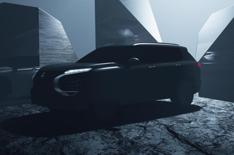 Mitsubishi Outlander 2022 Siap Meluncur 16 Februari di Pasar Global 02