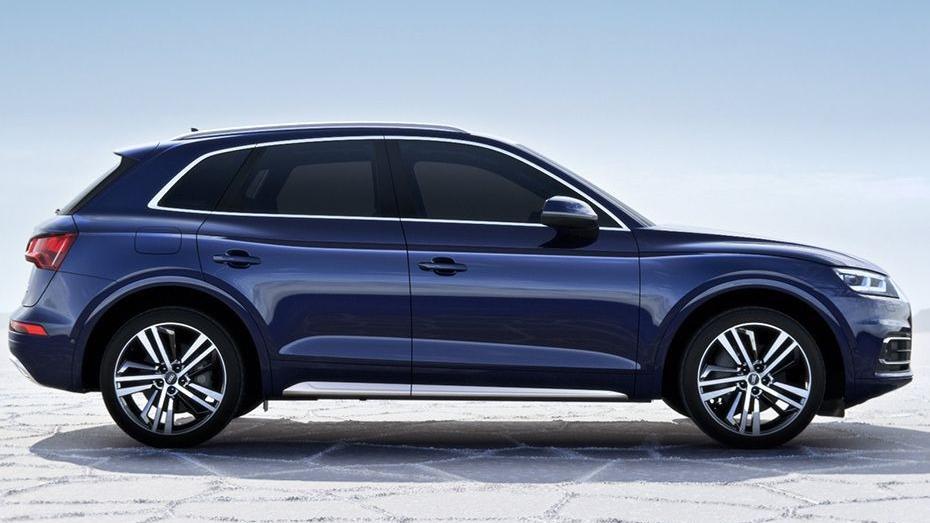 Audi Q5 2019 Exterior 007