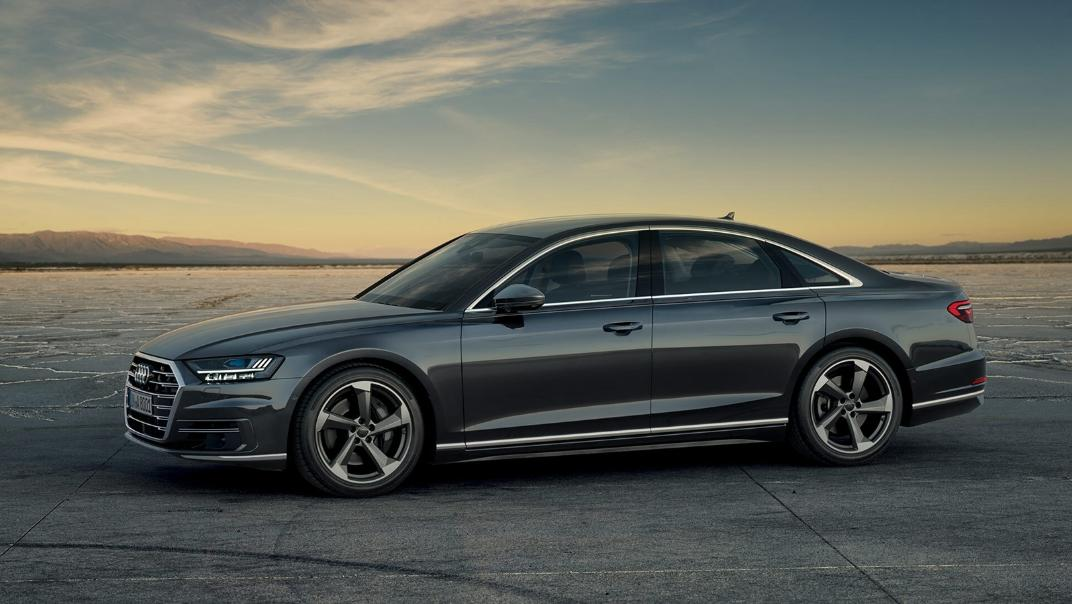 Audi A8 L 2019 Exterior 003