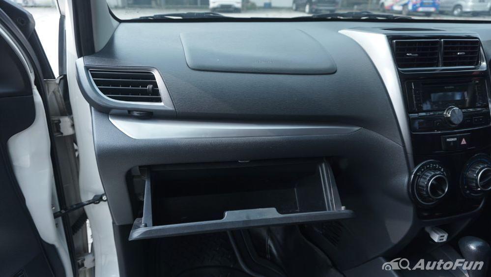 Toyota Avanza Veloz 1.3 MT Interior 013