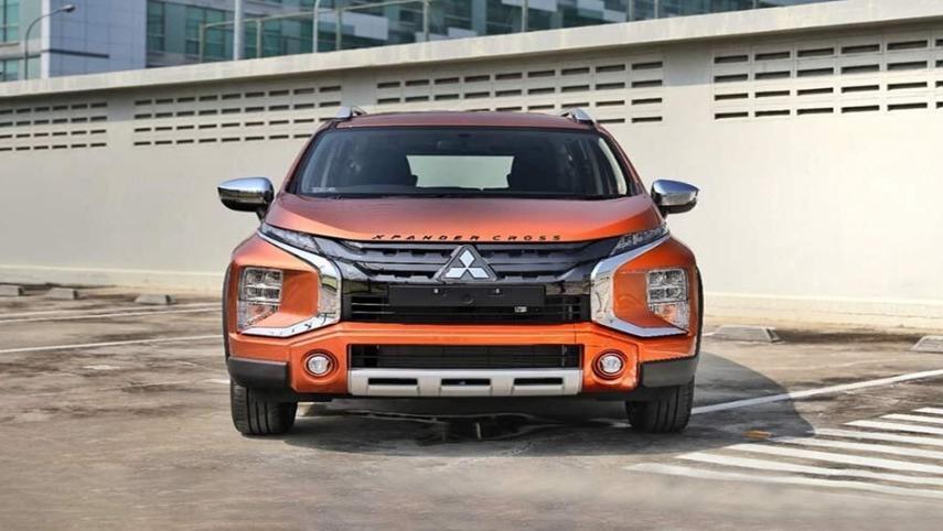 Mitsubishi Xpander Cross 2020 2020 Exterior 003