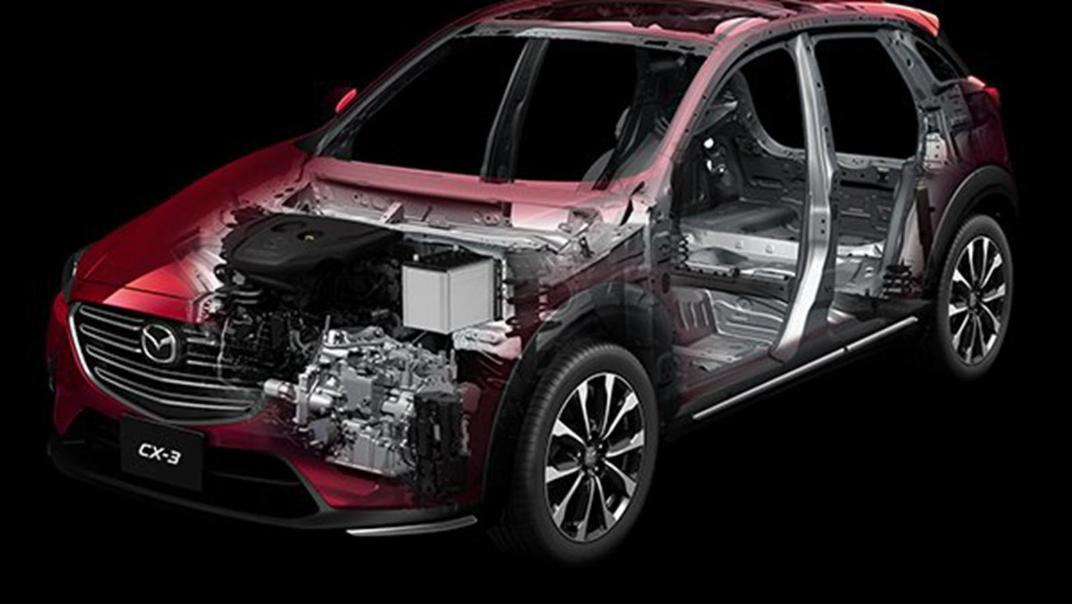 Mazda CX 3 2019 Others 005