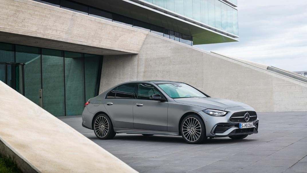 2021 Mercedes-Benz C-Class W206 Upcoming Version Exterior 031