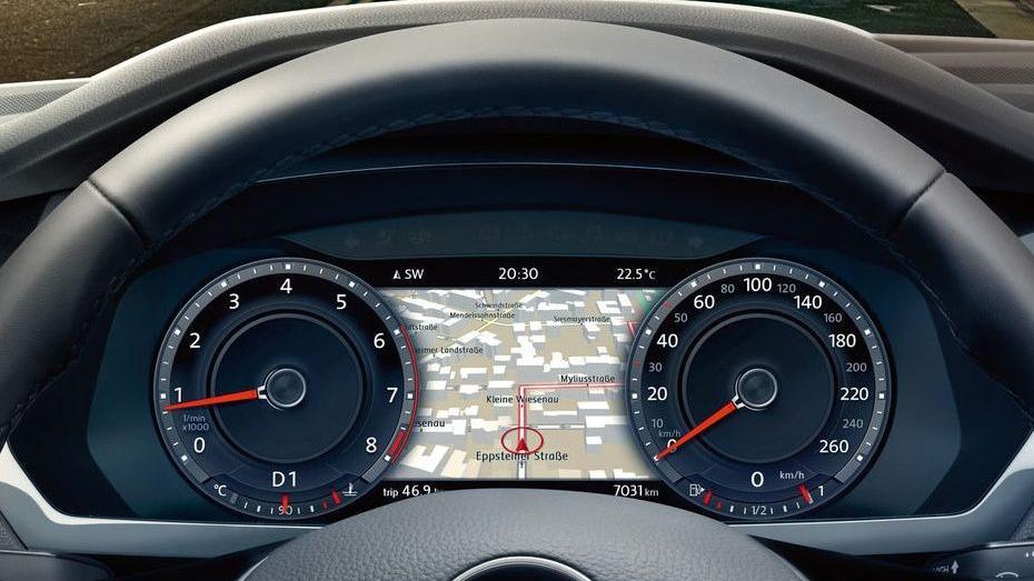 Volkswagen Tiguan 2019 Interior 086