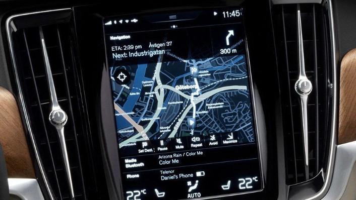 Volvo S90 2019 Interior 003