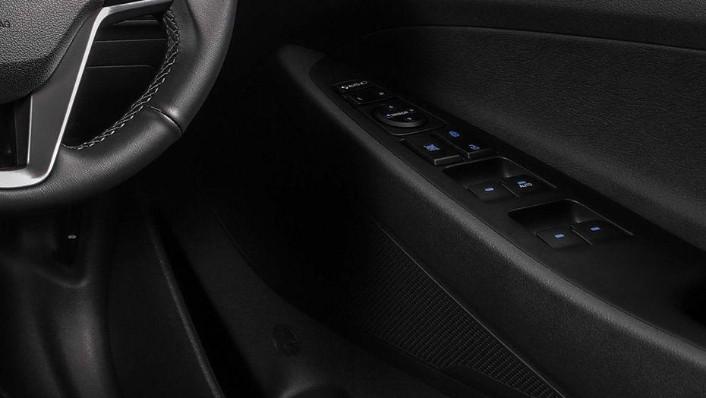 Hyundai Tucson 2019 Interior 005