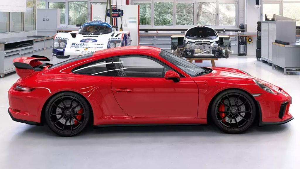 Porsche 911 2019 Exterior 023