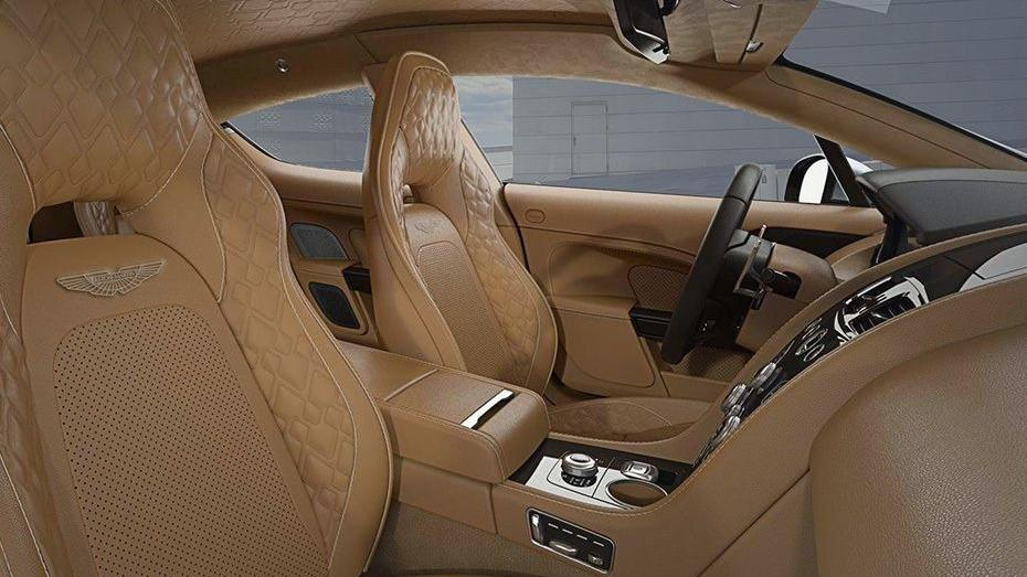 Aston Martin Rapide S 2019 Interior 004