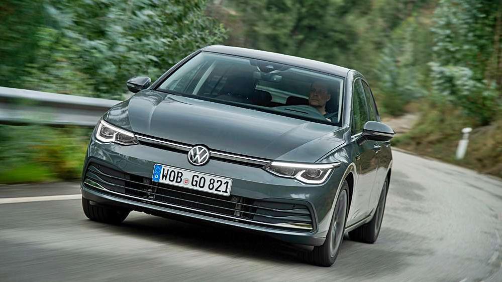 Volkswagen Golf 2019 Exterior 118