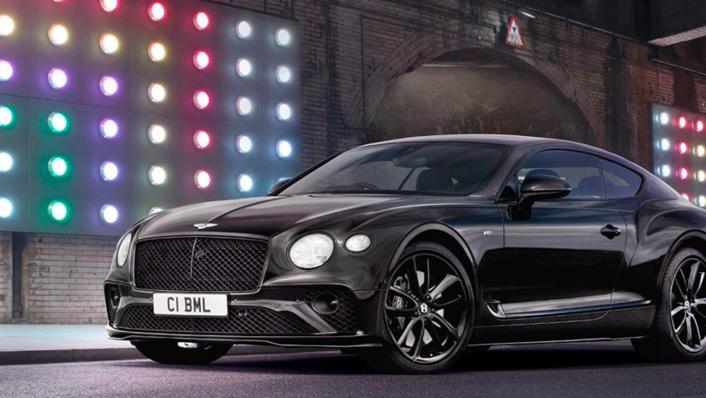Bentley Continental 2019 Exterior 005