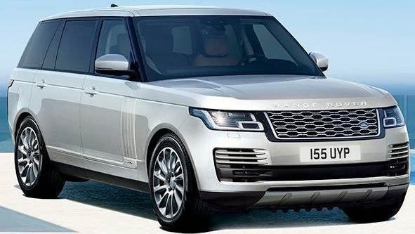 Land Rover Range Rover 2019 Exterior 002