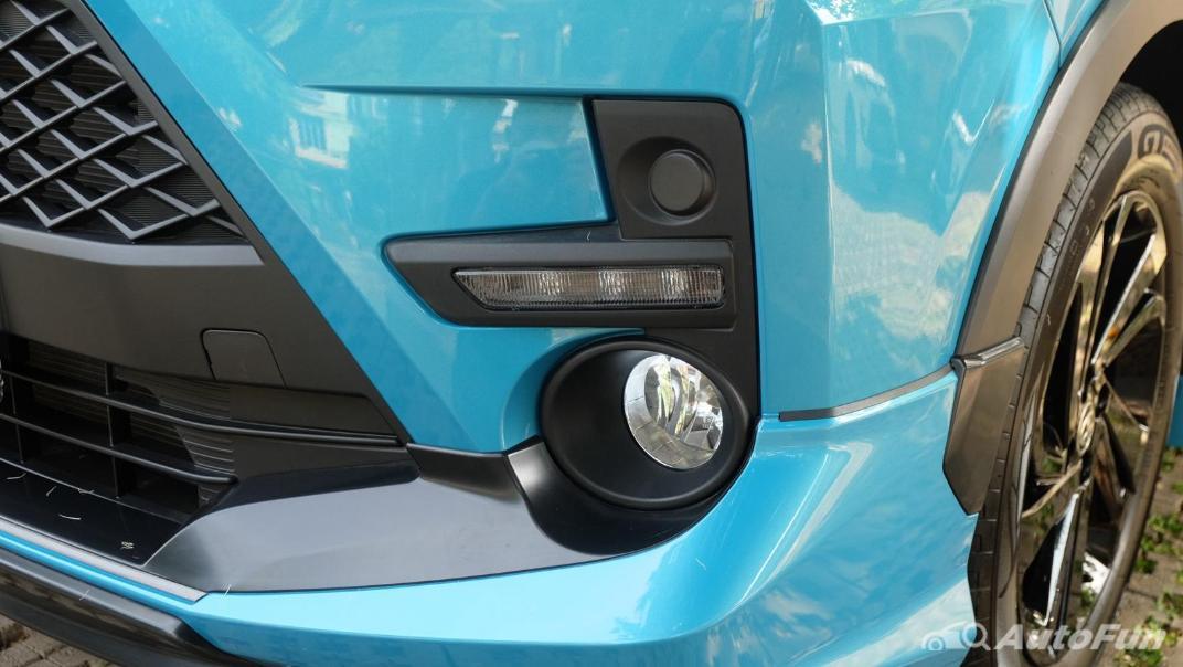 2021 Toyota Raize Exterior 020