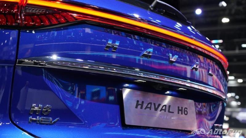 Haval H6 Hybrid