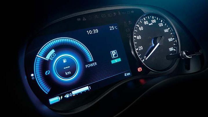 2020 Nissan Kicks e-POWER Interior 006