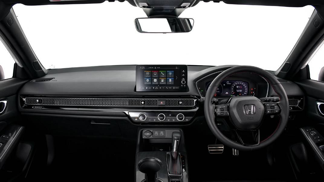 2022 Honda Civic Upcoming Version Interior 001