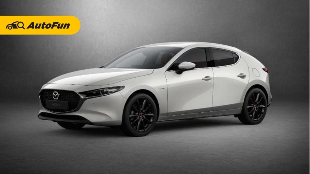 Mazda3 100th Anniversary Edition Hanya Dibuat 20 Unit, Harganya Rp 500 Jutaan 01