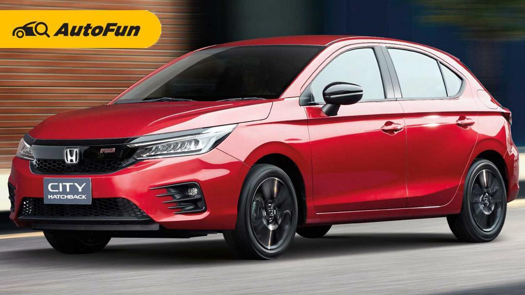 All New Honda City Hatchback 2021 Segera Hadir Di Indonesia, Ini Estimasi Harganya 01
