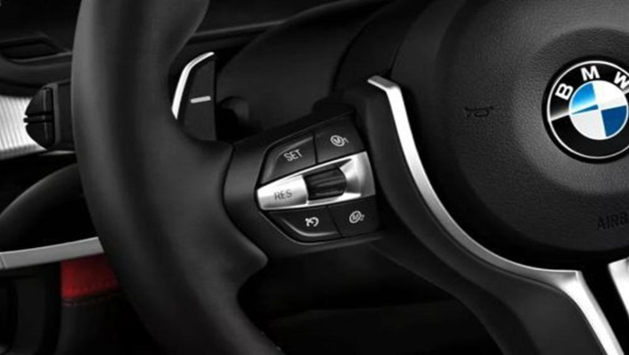 BMW X5 M 2019 Interior 002