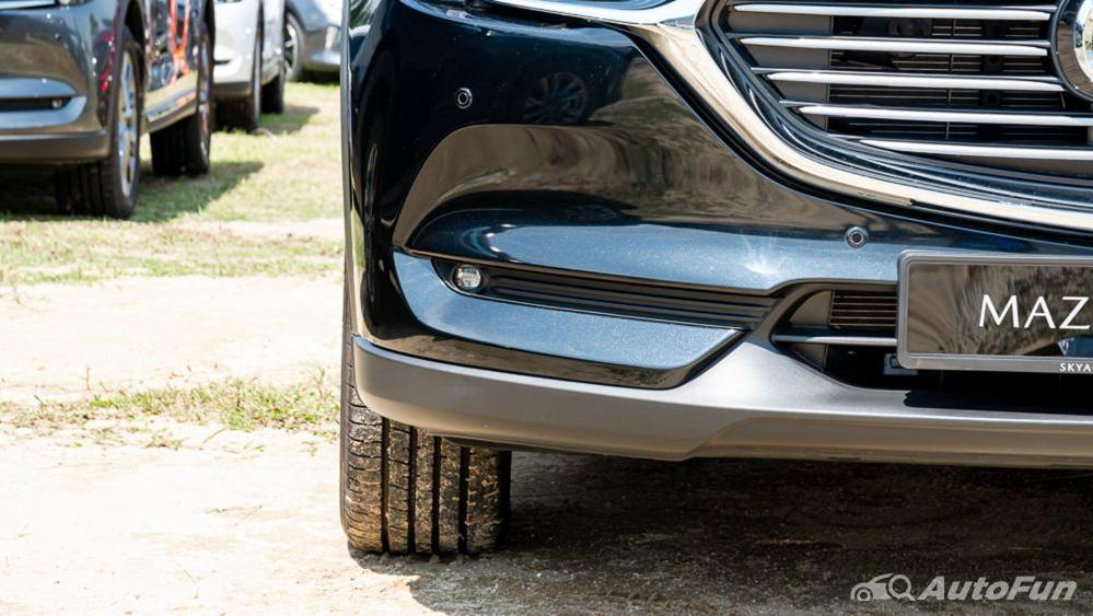 Mazda CX 8 2019 Exterior 014