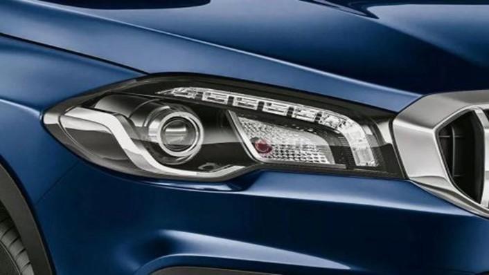 Suzuki SX4 S-Cross 2019 Exterior 004