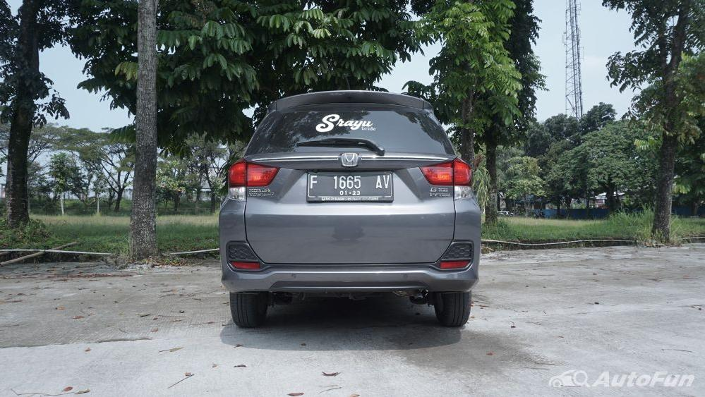 Honda Mobilio E CVT Exterior 010
