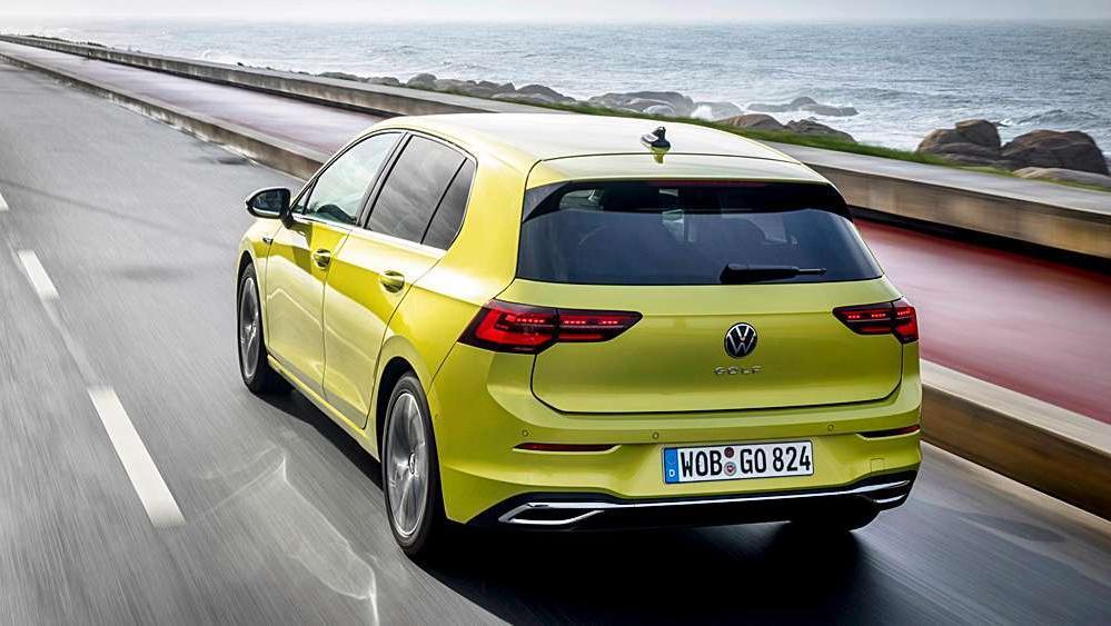 Volkswagen Golf 2019 Exterior 083