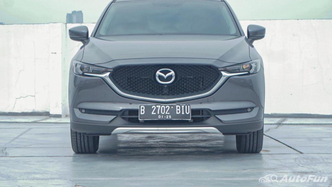 Mazda CX 5 Elite Exterior 009