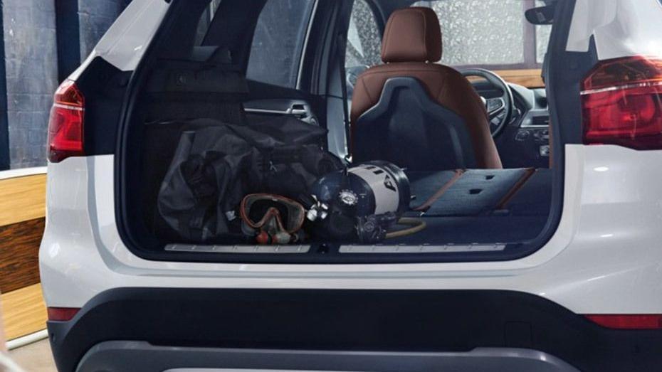 BMW X1 2019 Interior 016