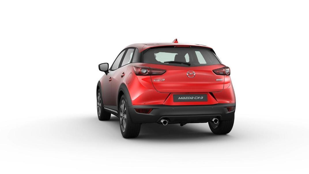Mazda CX 3 2019 Exterior 015