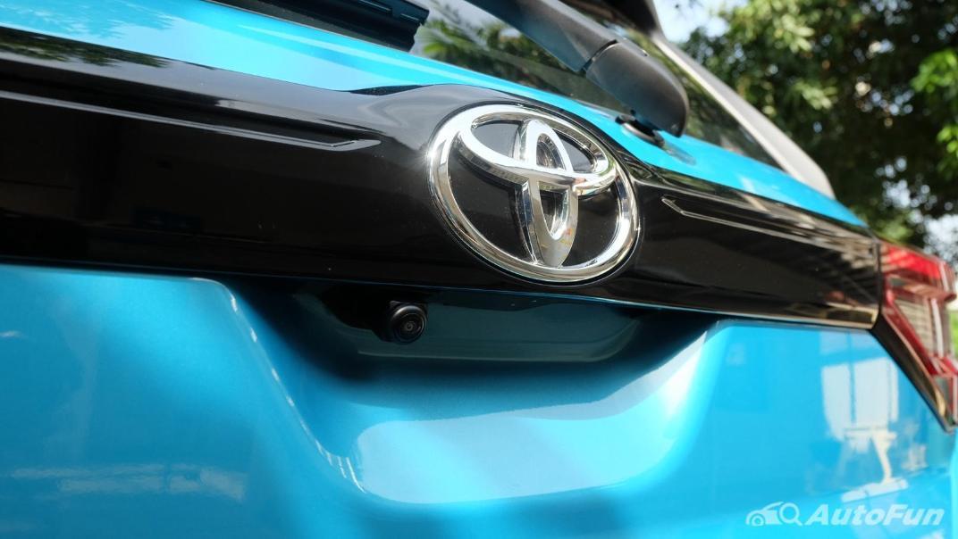 2021 Toyota Raize Exterior 025