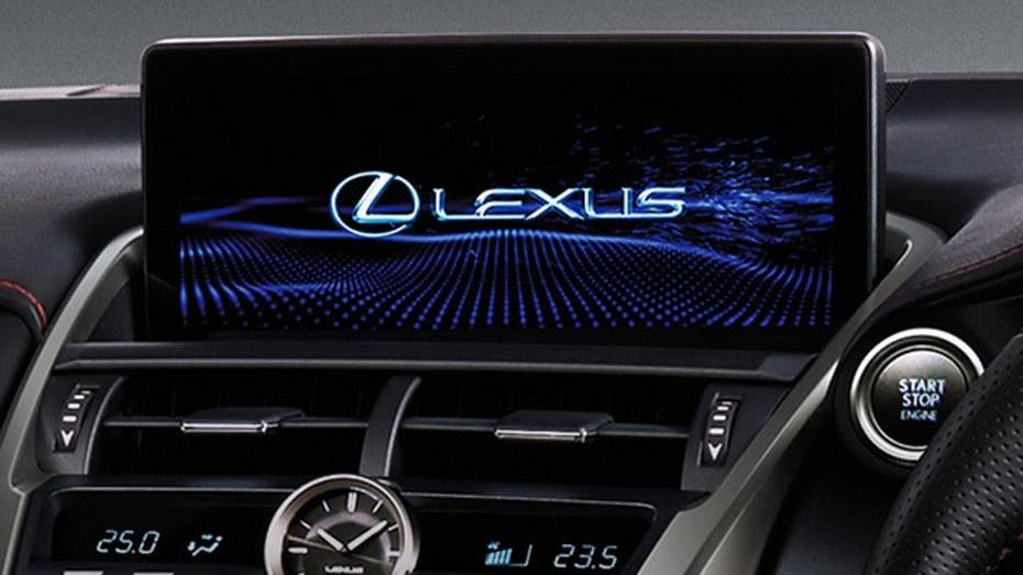 Lexus NX 2019 Interior 006