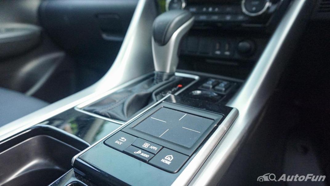 Mitsubishi Eclipse Cross 1.5L Interior 035