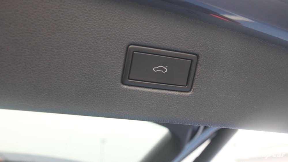 Volkswagen Tiguan 2019 Interior 064