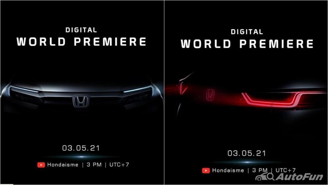 Honda Tampilkan Teaser Kedua, Apakah Ini Akan Menjadi Honda BR-V Baru atau Malah Honda WR-V? 01